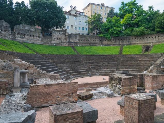 Teatro Romano Trieste