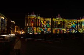 The royal library on Bebelplatz during FoL 2018