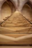 toulouse-france-couvent-des-jacobins-wooden-cascade-1339