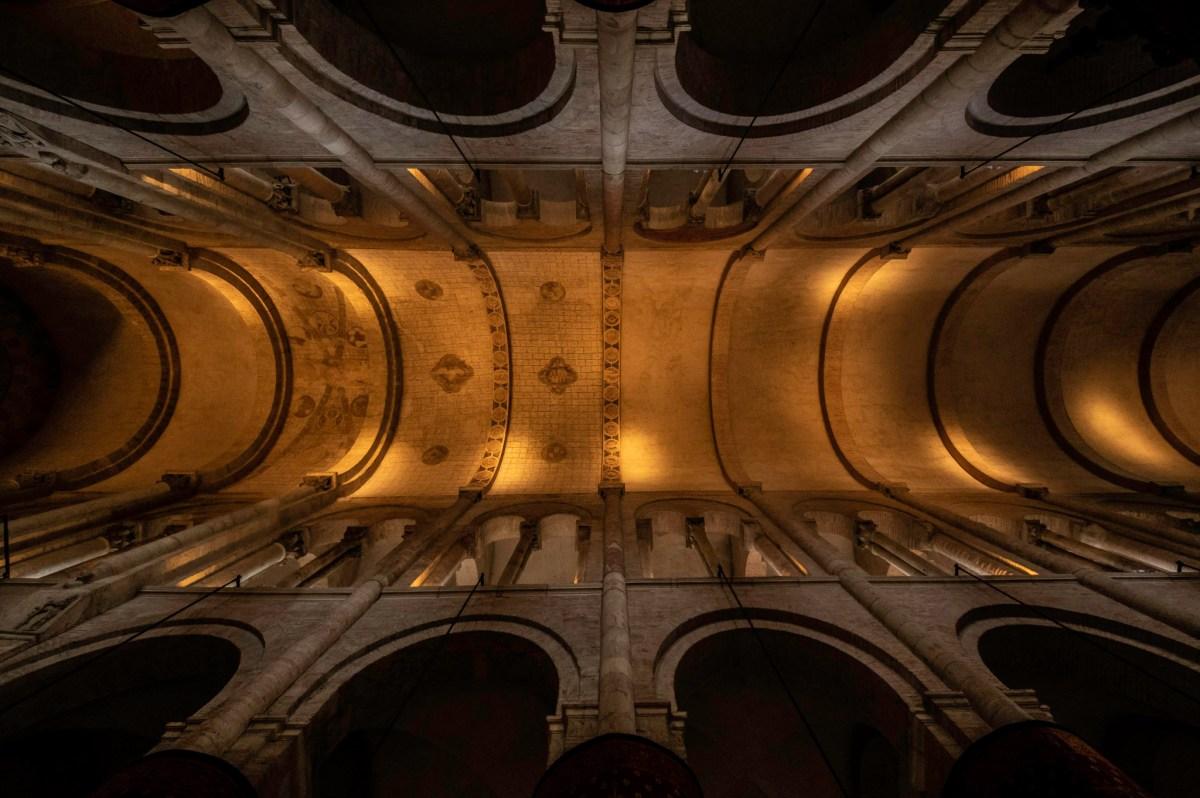 Vault at Saint Sernin