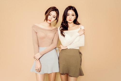Sung Kyung & JinSil