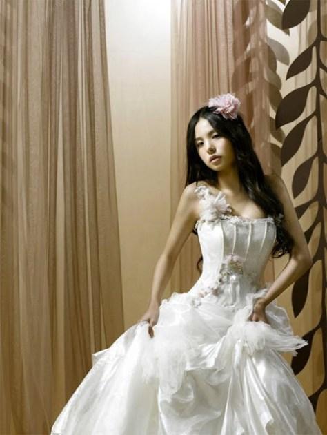 Min Hyo-Rin, 민효린,Jung Eun-Ran,정은란, 1986, Daegu, South Korea, Twenty,A Millionaire On The Run