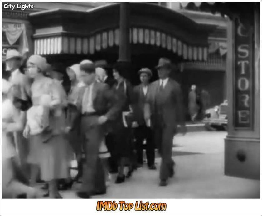 City Lights, 1931,Şehir Işıkları, Огни большого города,1931,Charles Chaplin,Virginia Cherrill,A Blind Girl,Florence Lee,ABD