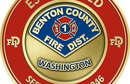 Courtesy: Benton County Fire District #1