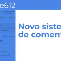 Sistema de comentários Disqus nos sites 612