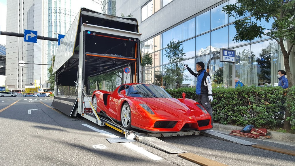 Own A Ferrari In Japan With Out Residential Visa Japan Com株式会社
