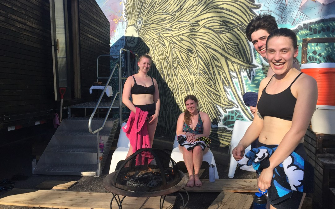 Let the good times roll: Sauna residency extended at Dangerous Man!