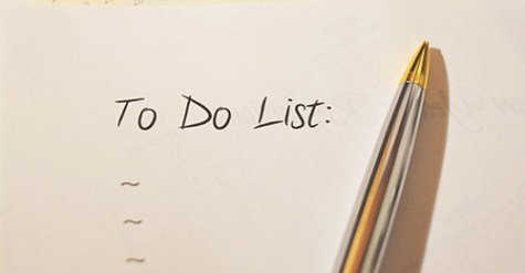 To Do List, To-Do-List