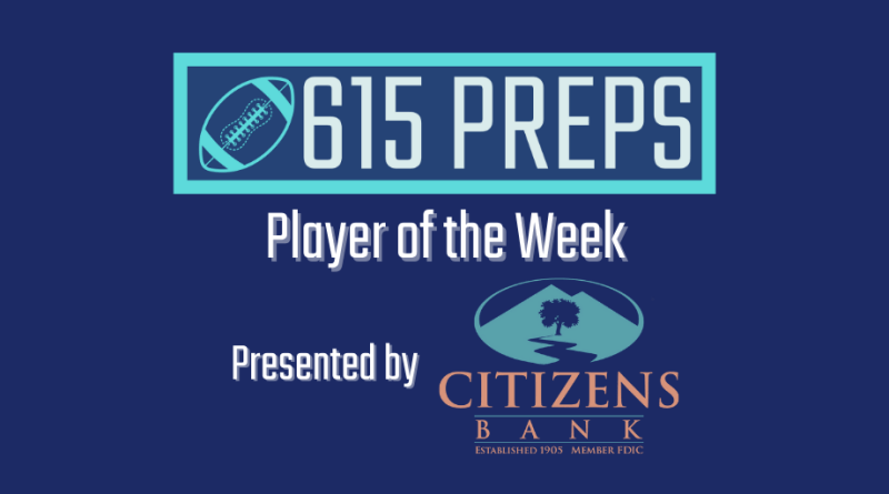 Vote for the Citizens Bank Player of the Week for Week 5!