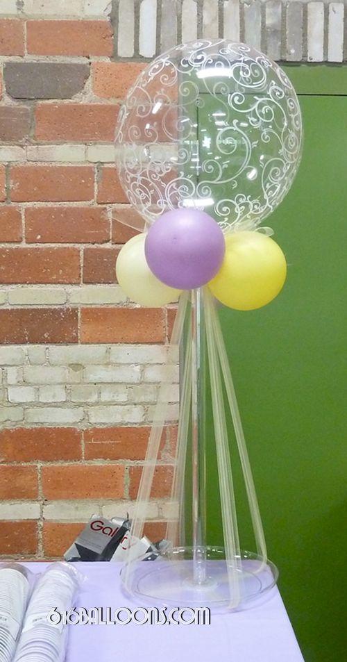 Baby Shower Balloons 616 Balloon Art Decor