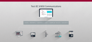 Test IEC 61850 Communications
