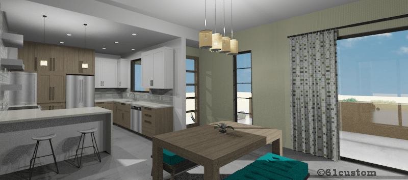 Casita Plan Small Modern House Plan 61custom Contemporary Amp Modern House Plans