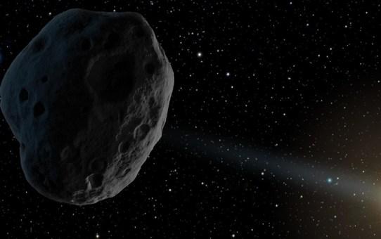 Wielka asteroida zbliża się do Ziemi!