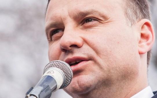 Andrzej Duda nie będzie prezydentem na kolejną kadencję