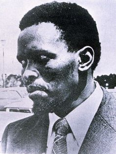 South African black consciousness leader Steve Biko Reuters