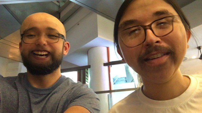 Face swap is one of the most popular Snapchat filters. Jacob T. Meltzer/Flickr, CC BY-NC-ND