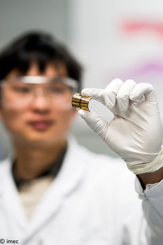 We're used to thinking about risks like human health hazards when it comes to new tech such as perovskite solar cells. imec_ int