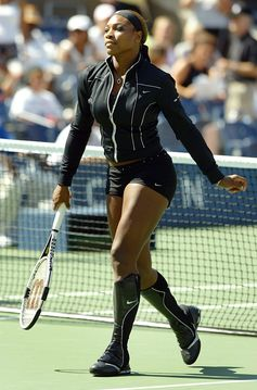 Image Result For Serena Williams Catsuit