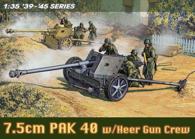 Resultado de imagen de pak 40 model kit