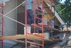 Chimney brick getting started