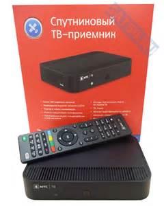 Комплект спутникового телевидения МТС ТВ (месяц оплачен)+монтаж (акционная)