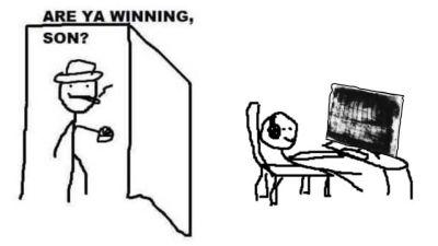 Are Ya Winning Son Tumblr