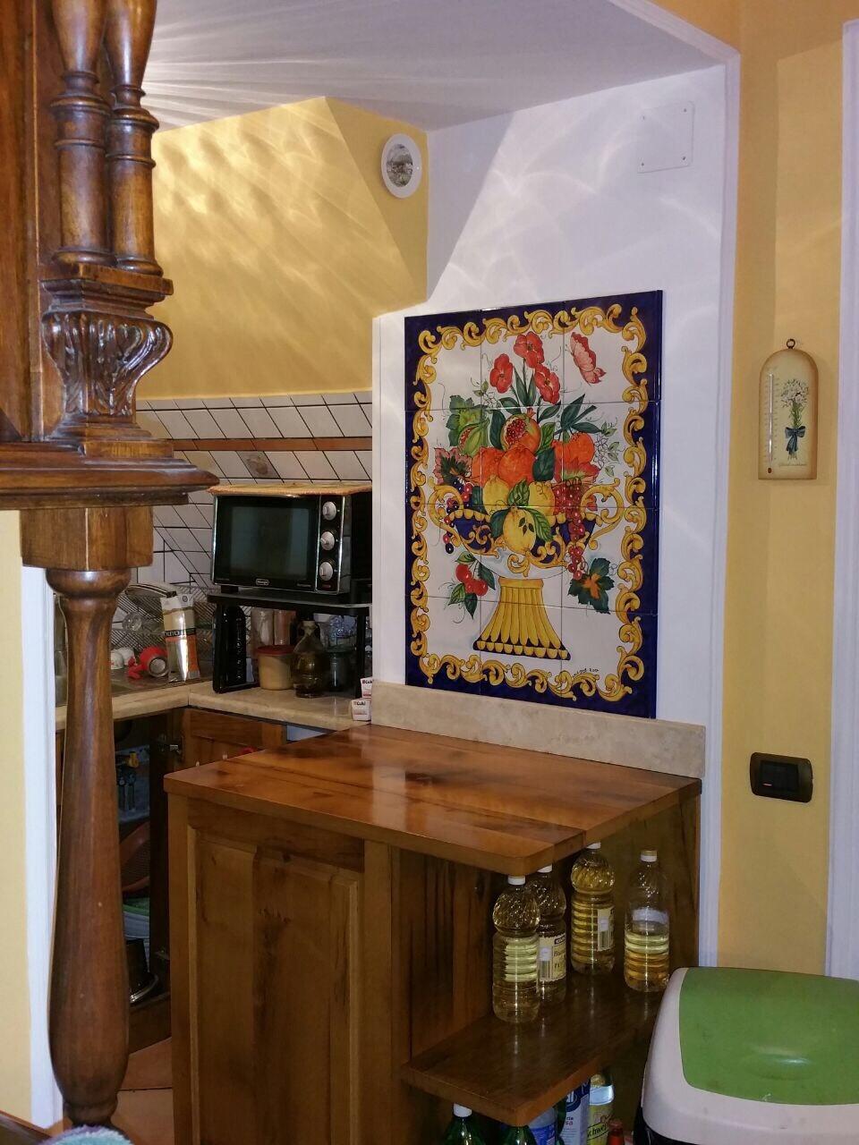 italian tile mural store