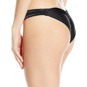 Women's Verano De Rumba Strappy Brazilian Ruched Back Bikini Bottom. , Wed, 06 Oct 2021 12:01:22 +0100