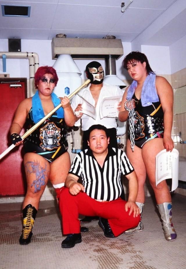 SUSPICIOUS TUMBLR — Dump Matsumoto & Crane Yu with Shiro Abe (1985)