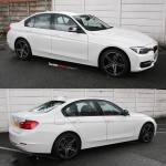 Wheelbase Alloys Bmw 3 Series F30 Wheels Axe Ex14 Finish