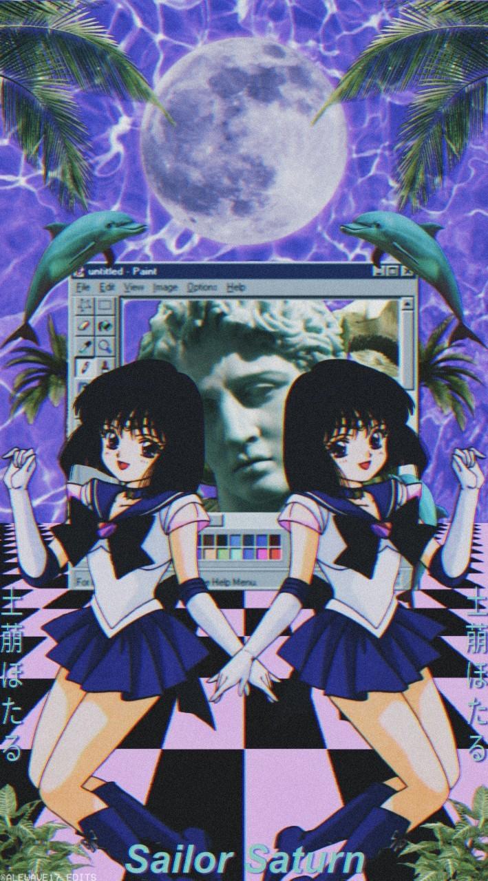 Anime Aesthethic Edits Wallpapers