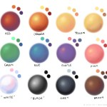 Yokoboo Shading Colour Tips
