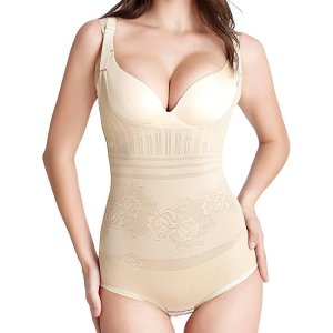 Women's Shapewear Body Briefer Slimmer Full Body Shaper. The hourglass figure you've always dreamed... , Thu , 16 Sep 2021 12:01:00 +0100