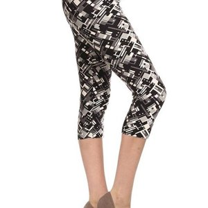 Premium Quality Ultra REGULAR and PLUS SIZE Soft Best Selling Capri Cropped Print Leggings.... , Wed, 26 Aug 2020 04:48:35 +0100