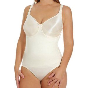 Seamless Underwire Body Shaper. Fits great … it's all that I expected and more. Extremely... , Thu, 22 Jul 2 021 19:12:38 +0100