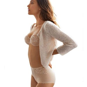Elegant nude high waist brief gives you light body control for a smooth silhouette under tighter... , Mon, 22 Feb 2021 19:13:10 +0000