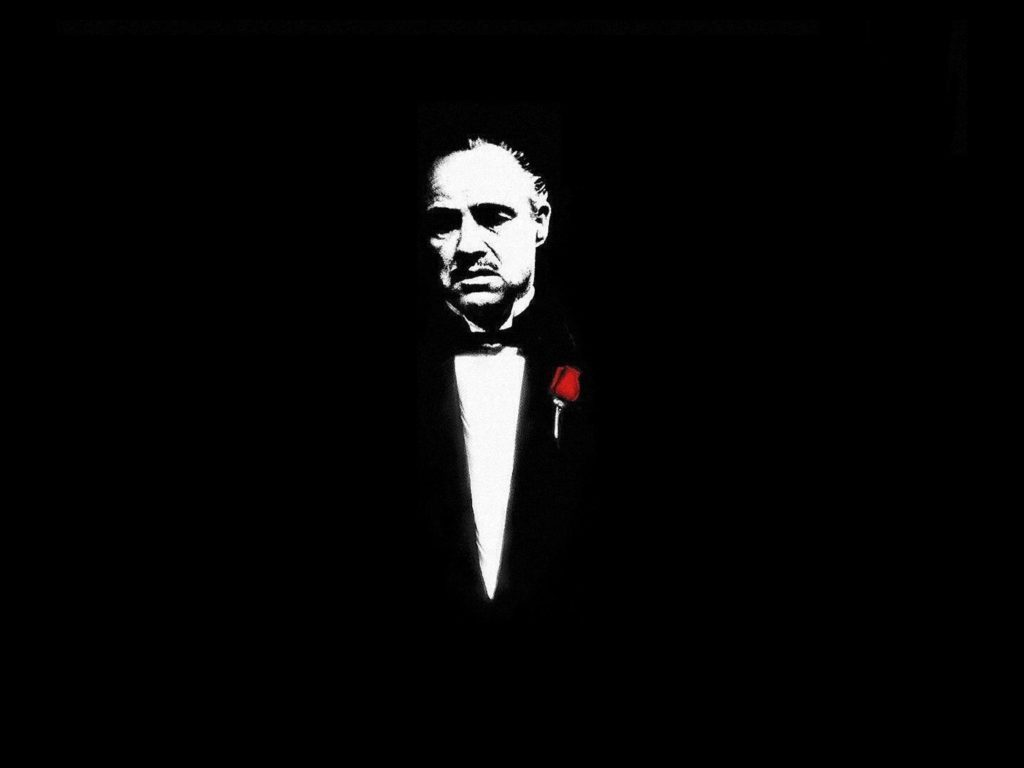 Iphone Wallpapers The Godfather Black Wallpaper Wide Hd 4k