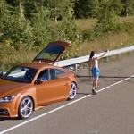 Funny Google Street Views Need Help Changing Your Flat Tire This Google