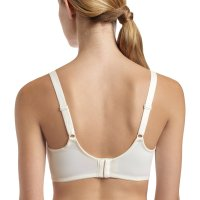 Women's Comfort Lace Minimizer Bra. Lilyette Elegant Lace Minimizer underwire bra features microfiber backed l ace for comfort and softness. The cups have a touch of stretch to mold to the body. Wed, 02 Jun 2021 09:36:30 +0400
