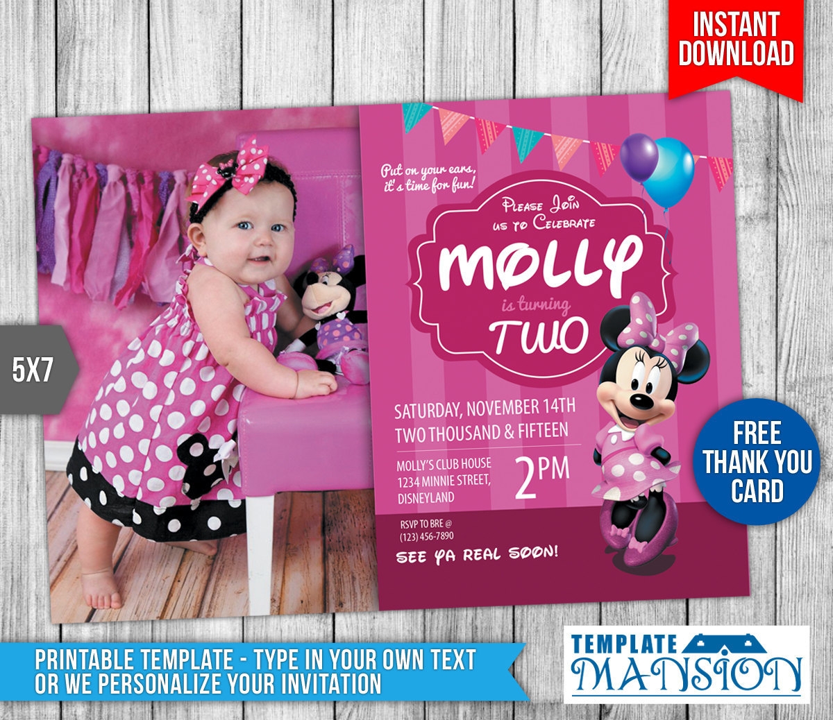download birthday invitation templates