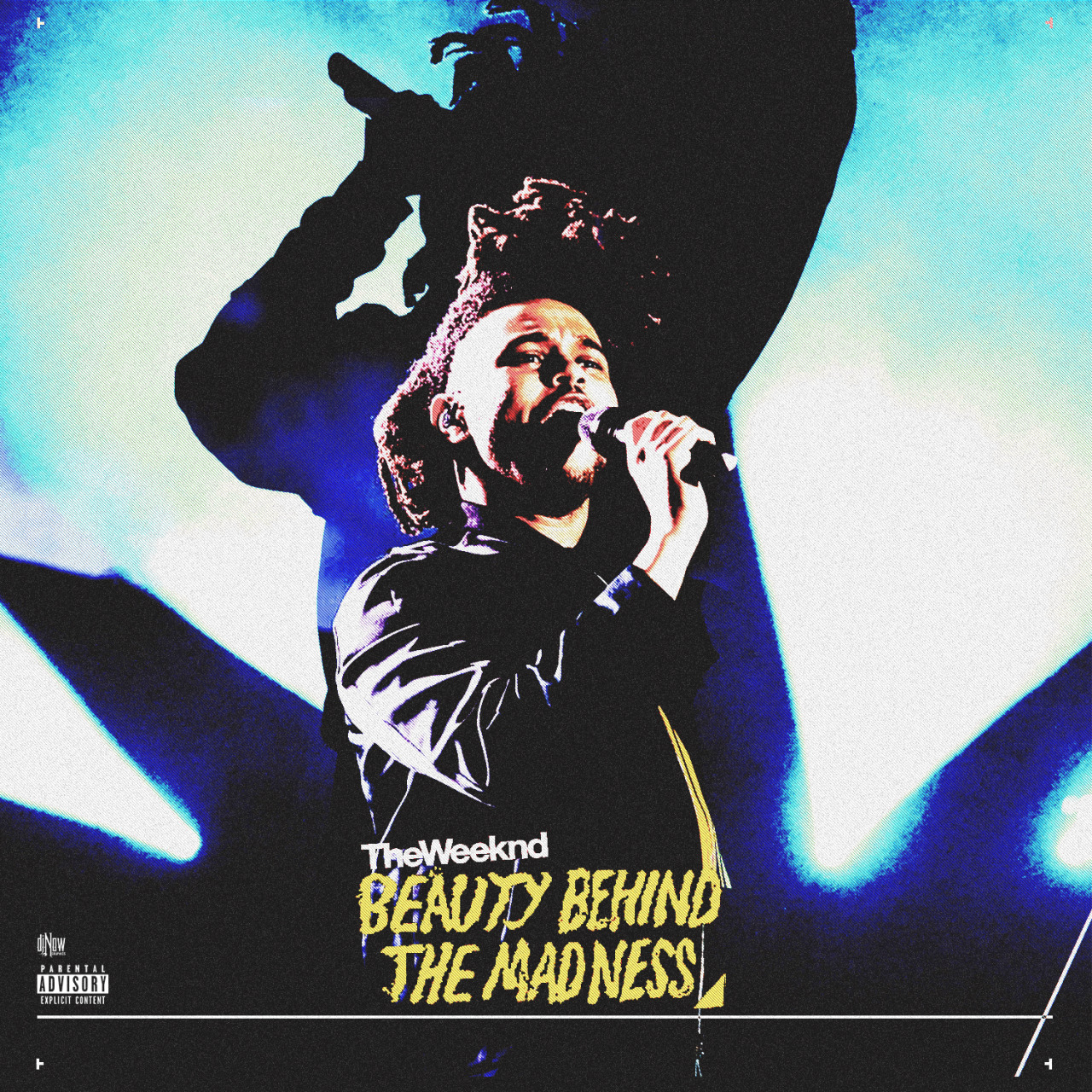 cover art the weeknd beauty behind