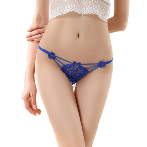 Womens Flowers Sexy Lace Thongs G-string T-back Panties Lingerie Underwear. Perfect for Party, the... , Mon, 24 May 2021 09:36:43 +0100