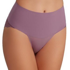 SPANX Women's Undie-tectable Lace Cheeky Briefs. These cheeky SPANX briefs have an extra-wide... , Tue, 02 Feb  2021 04:48:36 +0000