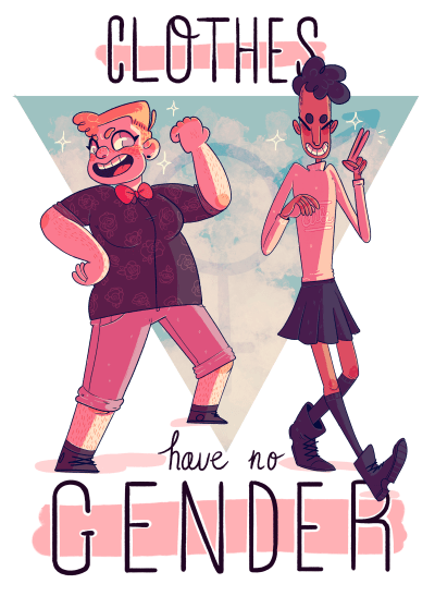 gendered clothing | Tumblr
