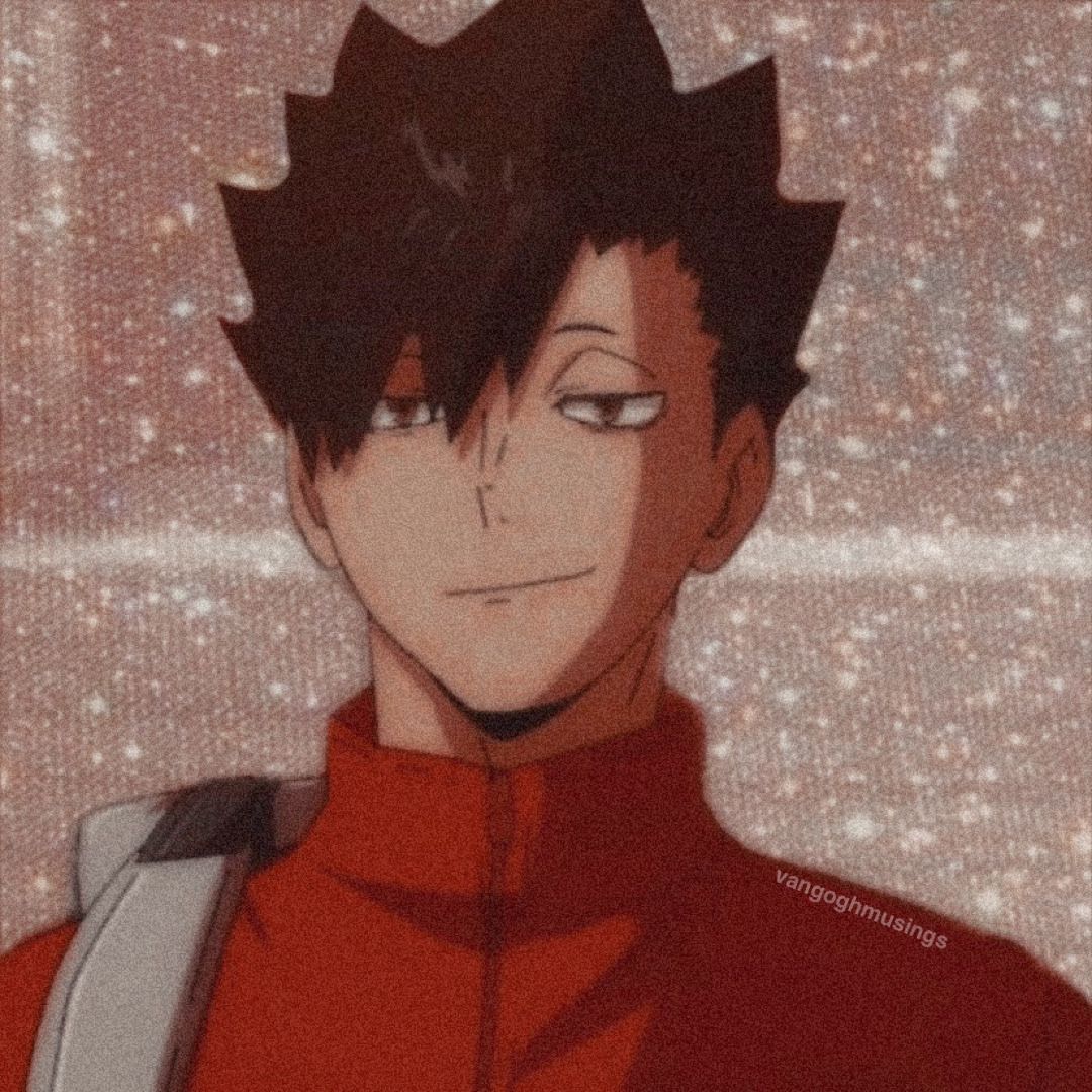 kuroo s angel haikyuu sparkle icons