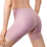 Women's Shapewear Inner Thigh Waist Slimmer Power Shorts Body Shaper. MDshe's women's thigh slimmer shapew ear offers 360 degrees of firm compression and trimming action focused on the waist, tummy hips and thighs. MD's thigh  shaper will perfectly reshape your figure giving you a smooth, sleek look. These thigh slimmer shorts are ideal for spo rts, their elastic and breathable fabric adapts smoothly to your skin making you feel at ease when wearing this thigh sh apewear in any situation. MD's power shorts can be worn as; high waist mid thigh shaper, thigh control shapewear. Help ing you with inner thigh slimming and thigh slimming allowing you to look your best in every clothes you wear. Sun, 27 S ep 2020 09:36:30 +0400