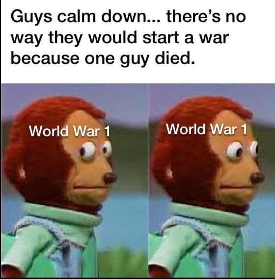 Ww3 Memes On Tumblr