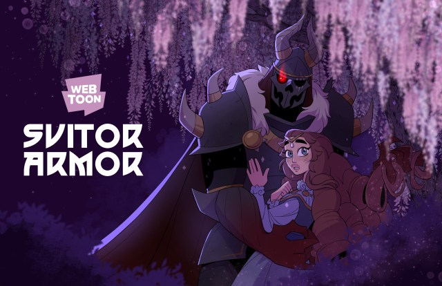 Suitor Armor Art by Purpah