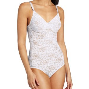 Women's Shapewear Lace 'N Smooth Body Briefer. Comfortable to wear it all day, everyday! Easy to go... , Sat , 31 Oct 2020 04:48:44 +0000