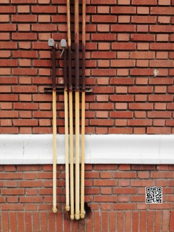 Pipes and Brick